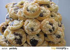 Slavonické koláčky recept - TopRecepty.cz Krispie Treats, Rice Krispies, Muffin, Cookies, Breakfast, Cake, Desserts, Food, Basket
