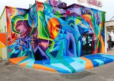 #graffiti #mural #amanoalzada #sabotajealmontaje #streetart #arteurbano