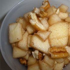 Passover Apples and Honey (Charoset) - Allrecipes.com