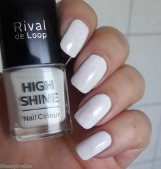 Rival de Loop High Shine Nail Colour – Nr 23  #rivaldeloop #rossmann #nailpolish #nagellack