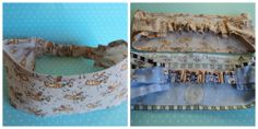 Christmas Cotton Headband - The Supermums Craft Fair