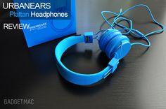 Urbanears PlattanHeadphones - Gadget and Accessory Reviews - Gadgetmac