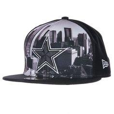 19f4af291 Dallas Cowboys New Era Logo Vista 59Fifty