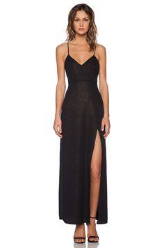 NBD x Naven Twins Honey Maxi Dress in Black | REVOLVE
