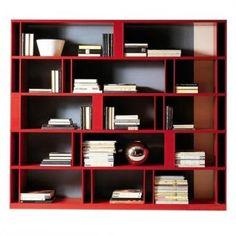 Libreria Brera Emmebidesign - Design Lievore, Altherr, Molina-