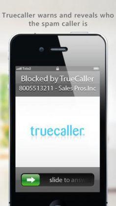 Truecaller, den globala telefonboken som hjälper dig att se vem som ringer http://blish.se/49048417b9 #appar #itunes #truecaller #googleplay