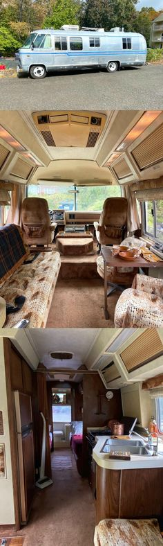 Vintage Restored 1981 Airstream Excella camper