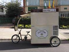 Resultado de imagen para triciclos para vender cafe