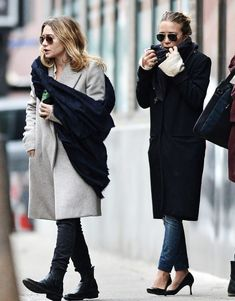 A year of chicness - Mary-Kate and Ashley's best... (105123607447) — Olsen Daily