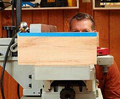 True Up Your Jointer Tables Woodworking Jointer, Woodworking Supplies, Woodworking Tips, Carpentry, True Up, Wood Planer, Carpenter Tools, Diy Workshop, Garage Storage