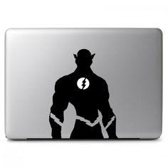 Super Hero Flash Vinyl Decal Sticker Skin for Apple Macbook Air