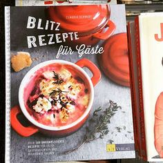 "Mein Kochbuch ""Blitzrezepte für Gäste"" - http://ift.tt/1OvJaE4"