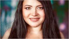 Galya portrait Ukranian girl