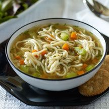 weight watcher soup-super easy and quick