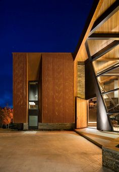 Owl Creek Residence by Skylab Architecture 19