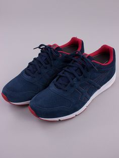 Shaw Runner Sneakers by Onitsuka Tiger. Shaw Runner takes inspiration from the…