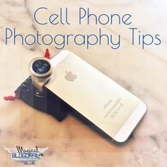 Disney Cell Phone Photography Tips
