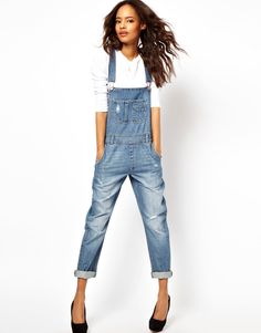 If overalls are really coming back in style - I think these are cute!
