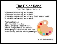 Image result for preschool song lyrics
