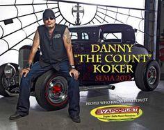 Danny Koker from Kount's Kustom's, Evapo-Rust® Super Safe Rust Remover
