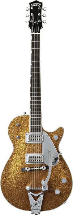 Gretsch - how a gold top should look!