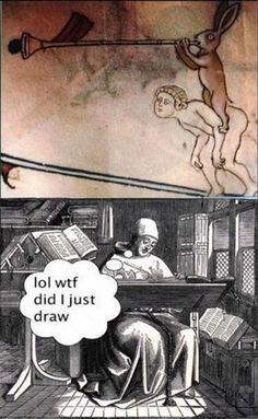English/art history major problems.