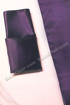 Vertical - Pocket style napkin fold