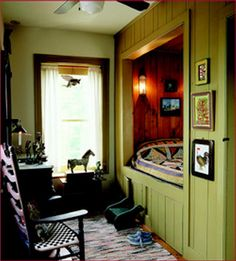 another alcove bed