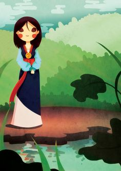 Mulan by ~Nokiramaila on deviantART