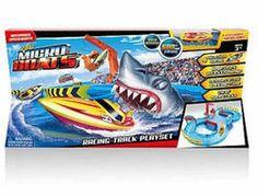 Zuru Micro Boats Racing Track Playset