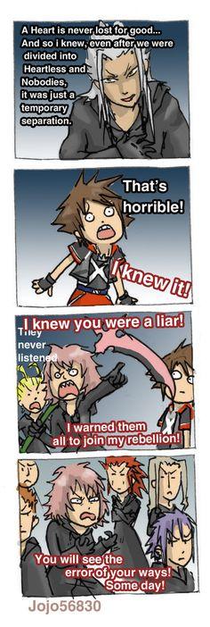 KH 3DS Spoof: He knew... by jojo56830 on DeviantArt