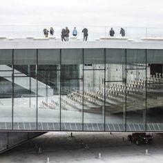 The Danish Maritime Museum by BIG - Bjarke Ingels Group