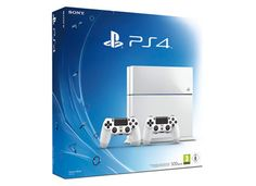 Sony PlayStation 4 - 500GB & Dualshock 4 Λευκό | Public