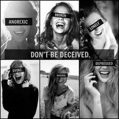 Dont be deceived