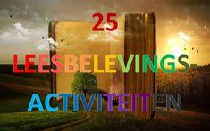 25 leesbelevingsactiviteiten