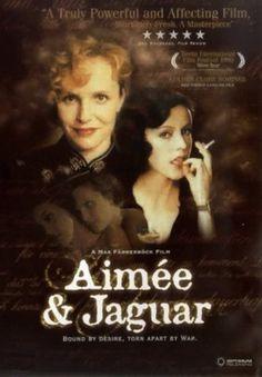 Watch Aimee & Jaguar (1999) Full Movie Online Free   Download Aimee & Jaguar Full Movie free HD   stream Aimee & Jaguar HD Online Movie Free   Download free English Aimee & Jaguar 1999 Movie #movies #film #tvshow