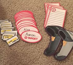 You've GOT to Check Out This Adorable Target Dramatic Play Center - Thrifty Nifty Mommy Preschool Curriculum, Preschool Classroom, Toddler Preschool, Toddler Activities, Summer Activities, Dramatic Play Themes, Dramatic Play Area, Dramatic Play Centers, Target Center