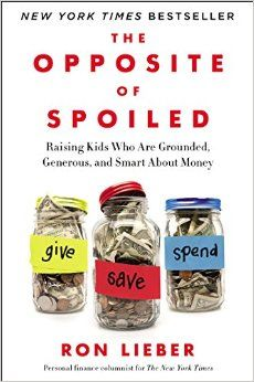 A New York Times columnist is out with a new book about why parents can't afford to stay mum about money—even with little kids. More