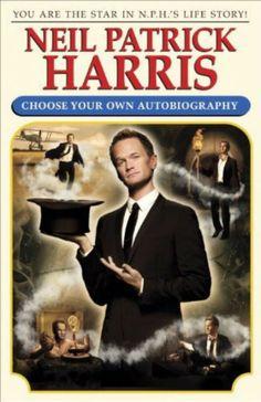 Neil Patrick Harris's Autobiography Is A 'Choose Your Own Adventure'