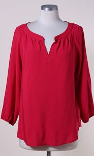 Red My Mind Top $32