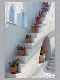 Mediterranean style. Corfu