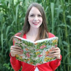 Meet blogger, crafter and sewist Erica of Caught on a Whim!