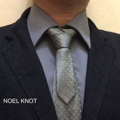 Noel Knot created by Noel Junio.