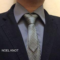 Noel Knot created by Noel Junio.