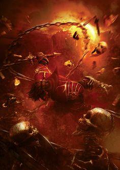 Castlevania - Lords of Shadow - Gabriel Belmont - 007