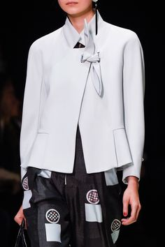 Giorgio Armani - Milan Fashion Week / Spring 2016