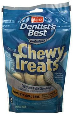 Dentist's Best 6Pk Chewy Treat, Ball Bone, 5.2 oz ** Check this awesome product by going to the link at the image.