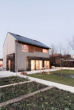 Self-Made House Near Milano by Paolo Carlesso