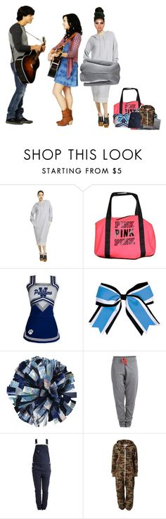 """Packing for Cheer Competition."" by loveydoveyprincess ❤ liked on Polyvore featuring beauty, Mes Demoiselles..., Victoria's Secret, Chassè, Pieces and OnePiece"