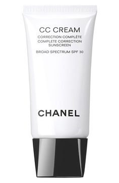 Meet my other favourite CC cream—it's from Chanel, and aside from the price tag, it's very, VERY good: http://beautyeditor.ca/2014/01/20/chanel-cc-cream-review/